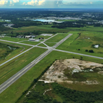 Lake Wales Airport in City of Lake Wales