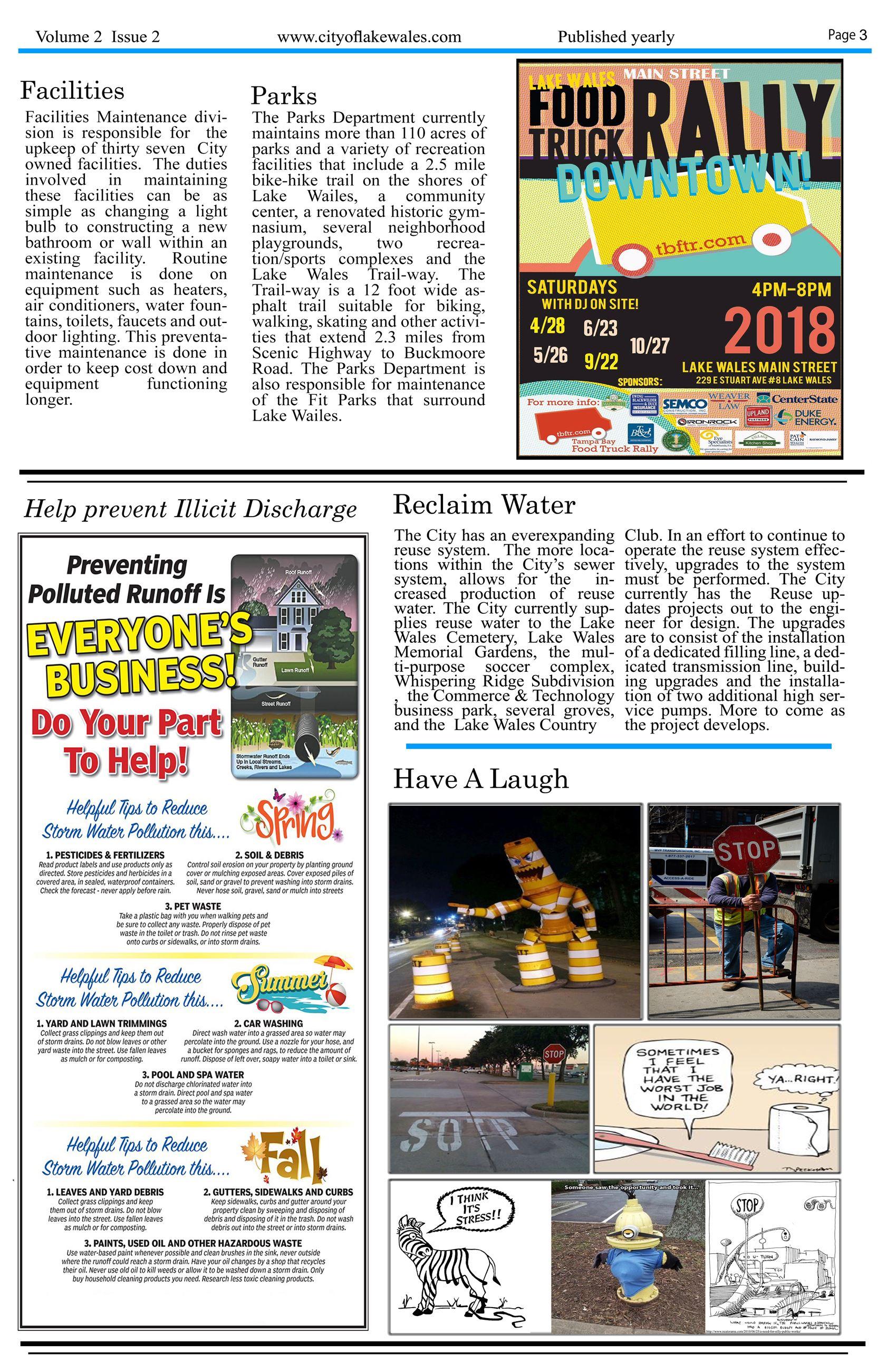 Utilities Department | Lake Wales, FL - Official Website