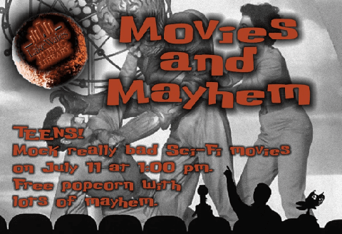 Movies and Mayhem