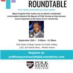 Lake Wales Mayor roundtable