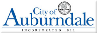 City of Auburndale Incorporated 1911 Logo