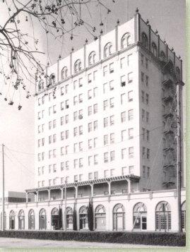 Dixie Walt Hotel
