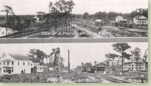 Early View of Town, 1912-13