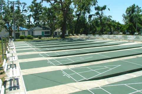 Crystal Lake Park Shuffleboard Courts