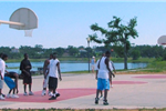 Lake Wailes Park Basketball Court